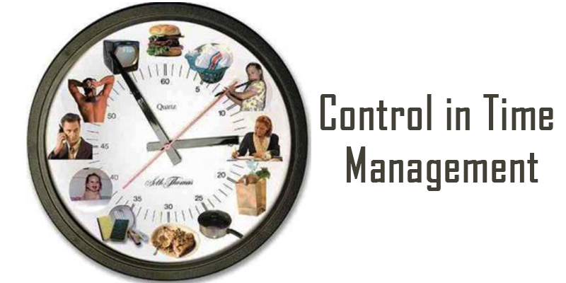 control in time management