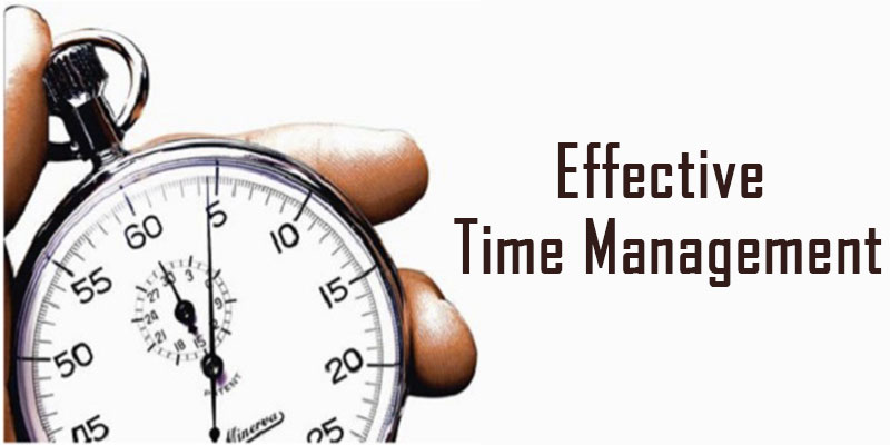 effective time mgmt