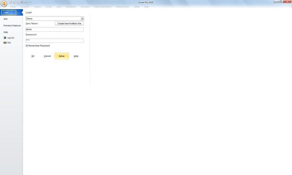 IP-Login Page