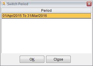 Switch-Period